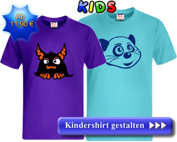 T-Shirts mit Flexdruck